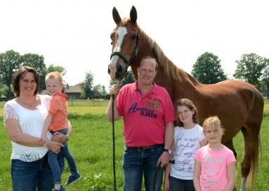 Marcel, Daniëlle en de kinderen